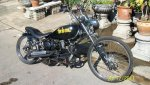 Yamaha Y80 Belle Chopper (Bicycle)
