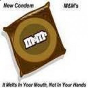 M&M's Hmmmm.... Mom never told me about these!